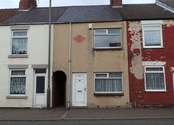 Thumbnail 3 bed terraced house for sale in Barlborough Road, Clowne, Chesterfield