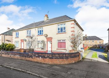 Thumbnail 2 bed flat for sale in Scott Road, Irvine