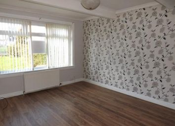 Thumbnail 3 bed flat to rent in Wylie Crescent, Cumnock