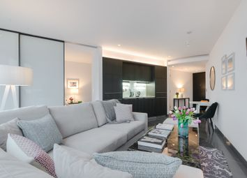 Thumbnail 1 bed flat for sale in The Tower, St. George Wharf, London SW8, London,