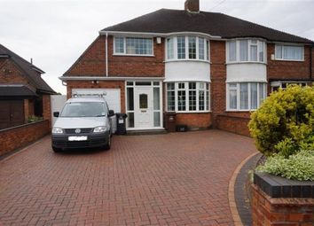 Thumbnail 3 bed semi-detached house for sale in Green Lane, Castle Bromwich, Birmingham
