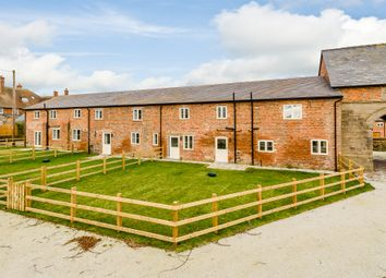 Thumbnail 4 bedroom barn conversion for sale in Wrexham Road, Ridley, Tarporley