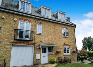 Thumbnail 4 bed terraced house to rent in Coneygeare Court, Eynesbury, St. Neots