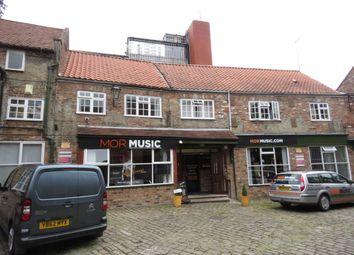 Thumbnail Studio to rent in Fossgate, York