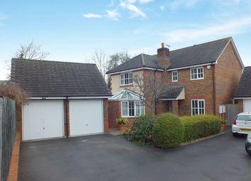Thumbnail 4 bed detached house for sale in Apsley Close, Hilperton, Trowbridge, Wiltshire