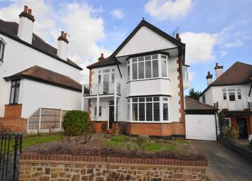Thumbnail 4 bedroom detached house to rent in Mount Avenue, Westcliff-On-Sea, Essex