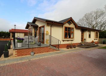 Thumbnail 2 bed mobile/park home for sale in Leven Park, Gairneybridge, Kinross