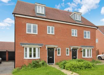 Thumbnail 4 bed semi-detached house to rent in Cookridge Close, Redditch