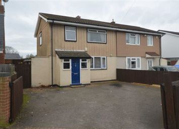 Thumbnail 3 bed semi-detached house for sale in Slimbridge Road, Tuffley