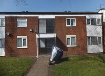 Thumbnail 1 bed flat for sale in Lenton Croft, South Yardley, Birmingham