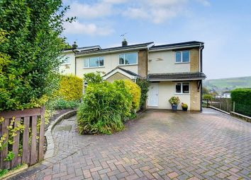 Thumbnail 4 bed semi-detached house for sale in Aire Valley Drive, Bradley, North Yorkshire