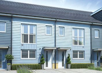 Thumbnail 2 bedroom terraced house for sale in Park Farm Road, Folkestone