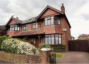 Thumbnail 3 bed semi-detached house for sale in Darlington Gardens, Upper Shirley, Southampton