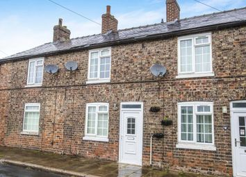 Thumbnail 2 bed terraced house for sale in Marston Road, Tockwith, York, North Yorkshire