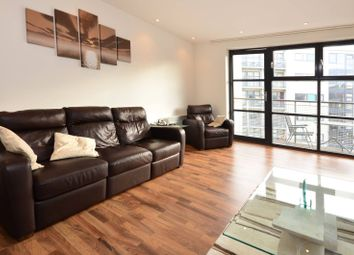 Thumbnail 2 bed flat to rent in Carmine Wharf, Docklands
