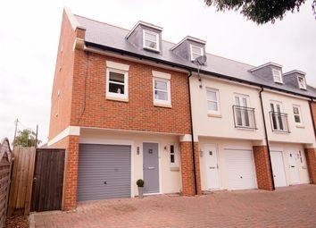 Thumbnail 3 bed town house for sale in Bluecroft, Shripney, Bognor Regis