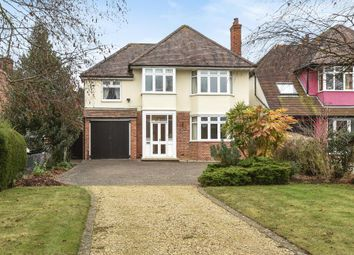 Thumbnail 4 bed detached house for sale in Eynsham Road, Oxford