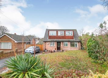 Thumbnail 3 bed detached bungalow for sale in York Road, Broadstone