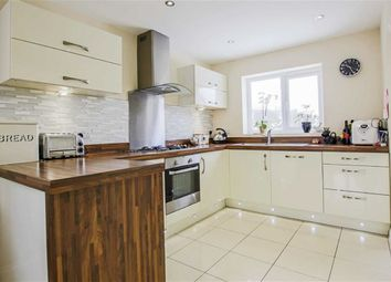 Thumbnail 4 bed detached house for sale in Cottonmill Court, Bacup, Lancashire
