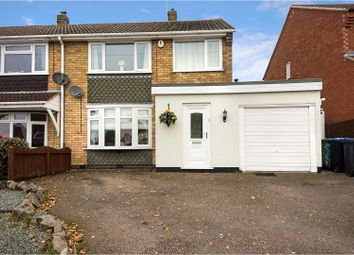 Thumbnail 3 bedroom semi-detached house for sale in Forest Rise, Leicester