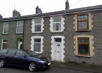 Thumbnail 3 bed terraced house for sale in Martins Terrace, Abercynon, Mountain Ash