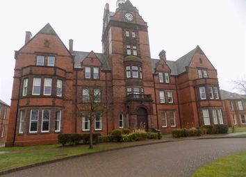 Thumbnail 1 bed flat to rent in St. Edwards Hall, Cheddleton, Staffordshire