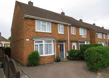 Thumbnail 3 bed semi-detached house for sale in Frolesworth Road, New Parks, Leicester