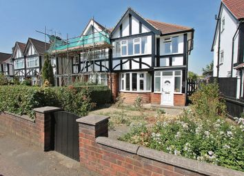 Thumbnail 3 bed semi-detached house to rent in Greenford Road, Greenford