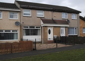 Thumbnail 2 bed terraced house for sale in Robert Burns Avenue, Newarthill