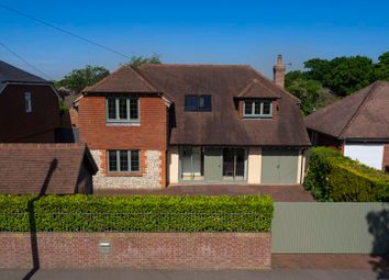 Thumbnail 4 bed detached house for sale in Sherborne Road, Chichester