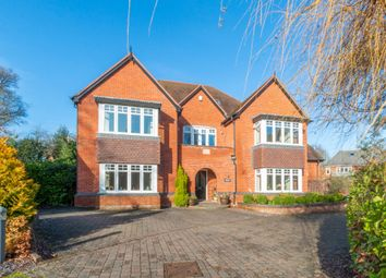 Thumbnail 6 bed detached house for sale in The Copse, Dorridge, Solihull