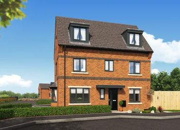 "Thumbnail 4 bed property for sale in ""The Overton At Woodford Grange"" at Woodford Lane West, Winsford"