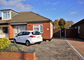 Thumbnail 2 bed semi-detached bungalow for sale in Watson Close, Shoeburyness, Southend-On-Sea