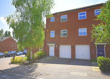 Thumbnail 4 bed town house for sale in Walkers Way, Roade, Northampton