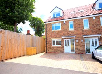 Thumbnail 4 bed town house to rent in Croft Court, East Rainton, Houghton Le Spring