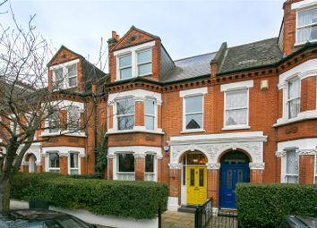 Thumbnail 4 bed terraced house for sale in Gubyon Avenue, London
