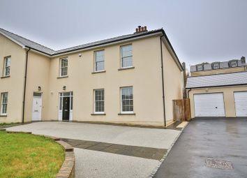 Thumbnail 4 bed end terrace house for sale in Cyfarthfa Court, Gwaelodygarth Lane, Merthyr Tydfil