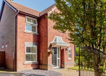 Thumbnail 4 bedroom detached house for sale in Kendricks Fold, Prescot, Merseyside