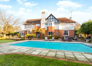 Thumbnail 5 bedroom detached house for sale in Ottways Lane, Ashtead, Surrey