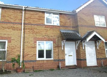 Thumbnail 2 bed terraced house to rent in Lavender Way, Scunthorpe