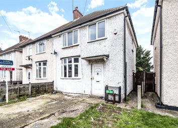 Thumbnail 3 bed semi-detached house for sale in Bishops Road, Hayes, Middlesex