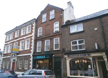 Thumbnail 2 bed flat to rent in Chestergate Mall, Grosvenor Centre, Macclesfield