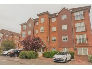 Thumbnail 2 bed flat to rent in Old School Place, Waddon, Croydon, Surrey