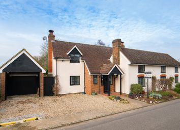 Thumbnail 4 bed detached house for sale in Bowling Alley, Oving, Aylesbury