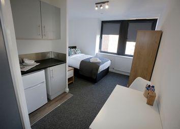 Thumbnail Studio to rent in 24 Birch Street, Wolverhampton