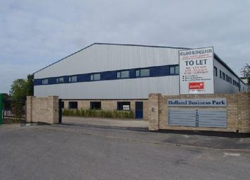 Thumbnail Warehouse to let in Unit 8 Holland Business Park, Blandford Forum