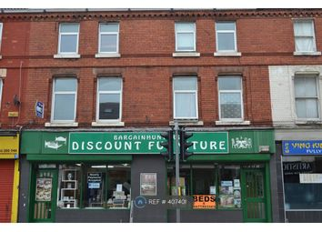 Thumbnail 1 bed flat to rent in Liscard, Wallasey