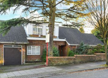 Thumbnail 3 bedroom detached bungalow for sale in Laurel Way N20, London, N20,