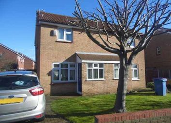 Thumbnail 3 bed semi-detached house for sale in Lavender Way, Liverpool, Merseyside