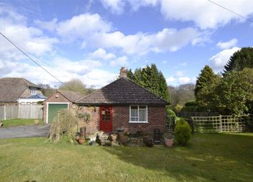 Thumbnail 2 bed detached bungalow for sale in Mount Road, Highclere, Berkshire